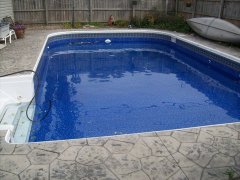Pool Liner Replacement 3